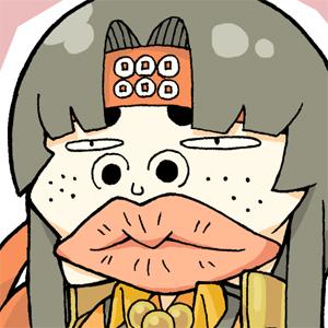 偽小松姫 nisemono