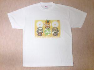ぐんまちゃん&小松姫&信之 Tシャツ